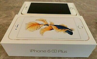 Apple iPhone 6s plus sealed in box factory unlocked and comes with 1 σε Athens