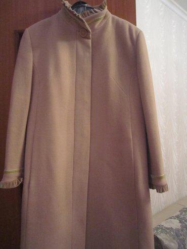 Продается пальто женское ,кашемир в Бишкек