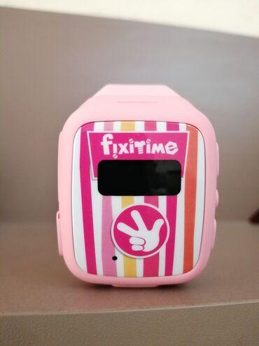 Детские часы FIXITIME.Как новая. В идеальном состоянии. поддержка сим
