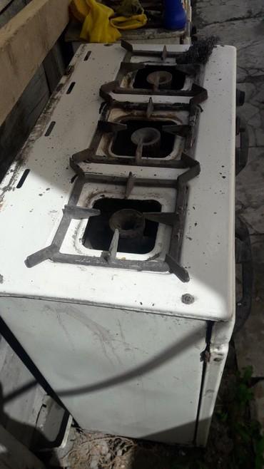 Плиты и варочные поверхности - Кыргызстан: Газ плита 1 шт