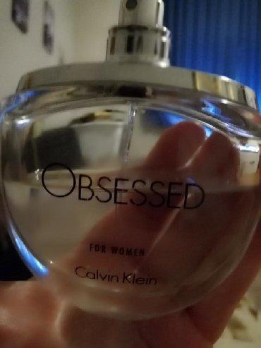 Original Kalvin Clein parfemOPSESSED OD 100ml OSTALO MALO VIŠE OD 50
