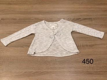 Ostala dečija odeća - Indija: Vel.98/104(2-4god) H&M dzemper za devojcice nekoliko puta obucen