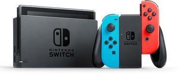 Bakı şəhərində Nintendo Switch Neon Blue and Red Joy-Con (32GB,Multi Colour)
