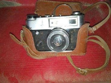 фотоаппарат canon 10d в Кыргызстан: Фотоаппарат ФЭД 5в