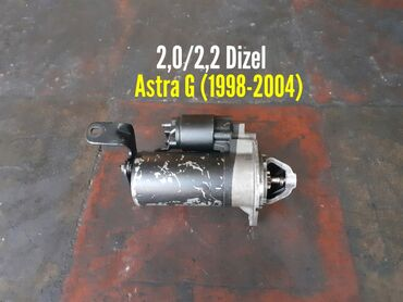 alfa romeo spider 2 2 mt - Azərbaycan: Opel Astra G 2,0 və 2,2 Dizel Starter