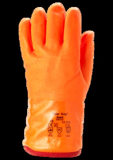 Перчатки зимние ANSELL Polar Grip 23-700Теплые зимние перчатки с