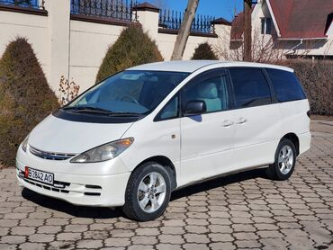 Toyota - Руль: Справа - Бишкек: Toyota Estima 2.4 л. 2000 | 250 км
