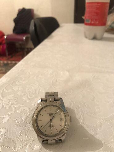 tissot pr100 automatic в Кыргызстан: Белые Мужские Наручные часы Tissot