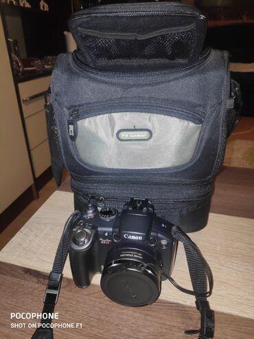 Foto i videokameri | Srbija: Canon profesionalni fotoaparat kao nov ocuvan sve radi nemam samo