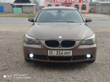 BMW 520 2.2 л. 2004 | 290000 км