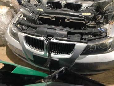 Транспорт в Кыргызстан: Авто запчасти на БМВ Е90 3-серии передняя часть