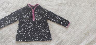 Фирменная флисовая толстовка для девочки 2-3 лет в отличном качестве и