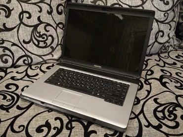 Ноутбук для дома и офиса TOSHIBA, Продаю в Бишкек