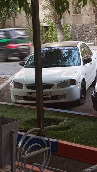 Транспорт - Боконбаево: Mazda 323 1.6 л. 1999