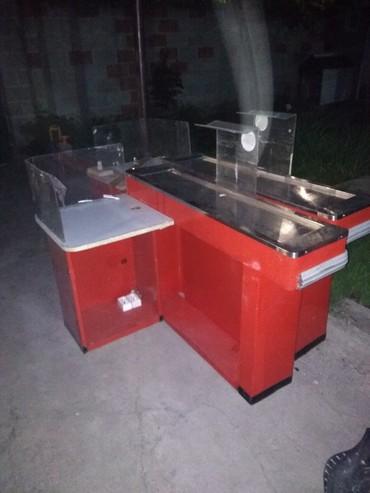 Касовый стол 2 штук в Бишкек