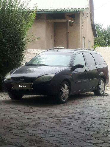 ford mondeo dvigatel в Кыргызстан: Ford Focus 1.8 л. 2004 | 197000 км