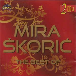 Dupli cd mira skoric best off - Belgrade