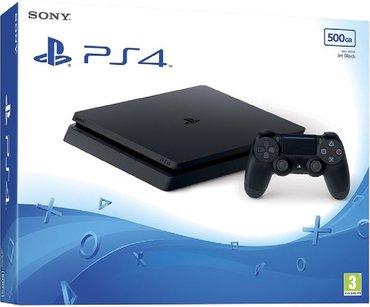 order-ps4 в Кыргызстан: Продаю PS4 1 TB (Новая)