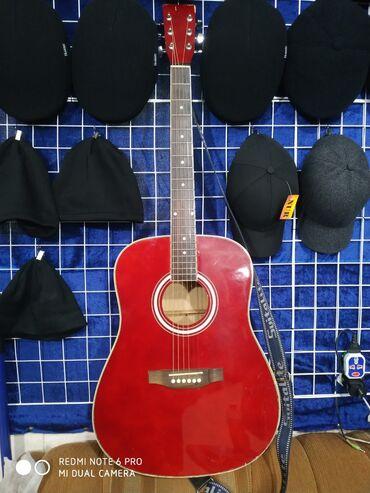 джойстики чехол в Кыргызстан: Срочно! Продаётся шестиструнная американская акустическая гитара