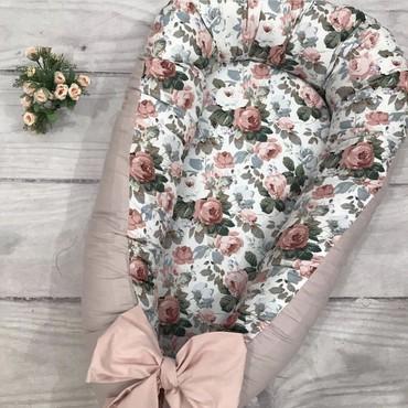 бортики для кроватки в Азербайджан: Гнездышко для новорожденных,также для беременных .Использовала месяц