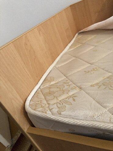 Детская кровать - тахта, заказывали в Lina, с двумя ящиками под каркас