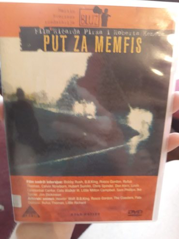 "Film ""put za Memfis"" - Belgrade"