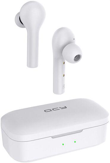 TWS наушники QCY T5 (White) Наушники Производитель:Xiaomi Тип наушник