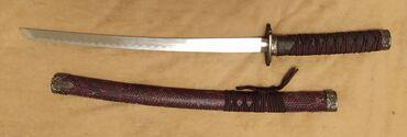 Ножи - Кыргызстан: Продаю сувенирную катану (средняя )
