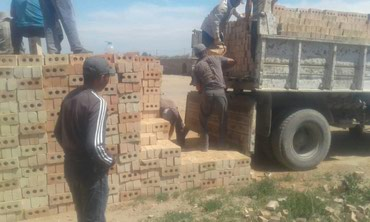 доставка кирпича.м100 прочный качественный. +доставка в Бишкек