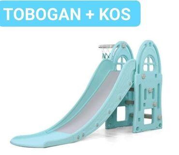 🥰Cangaroo Tobogan Moni Garden Slide Verena 🥰Dečiji tobogan sa