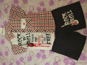 Шортики + футболка . в Бишкек