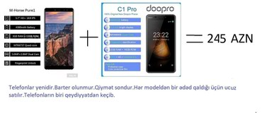 ucuz-sensor-telefonlar - Azərbaycan: Telefonlar yenidir (qutuda)Barter olunmur Telefonlarin göstericileri