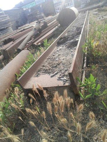 Xırdalan şəhərində Şveller dəmir metal dvuxtavorlu 30 sm liq.1 dənəsi 5 metrdi 2