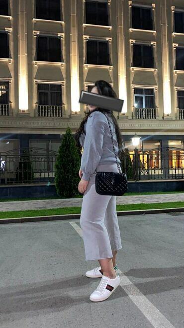 авторассрочка бишкек in Кыргызстан | ДРУГОЙ ДОМАШНИЙ ДЕКОР: Костюм двойка, графитного цвета. Приятная к телу ткань, трикотаж