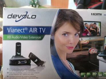 "Vianect "" AIR TV"