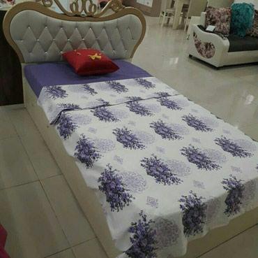 Bakı şəhərində Birneflik carpayi, bazali, matrasla birlikde