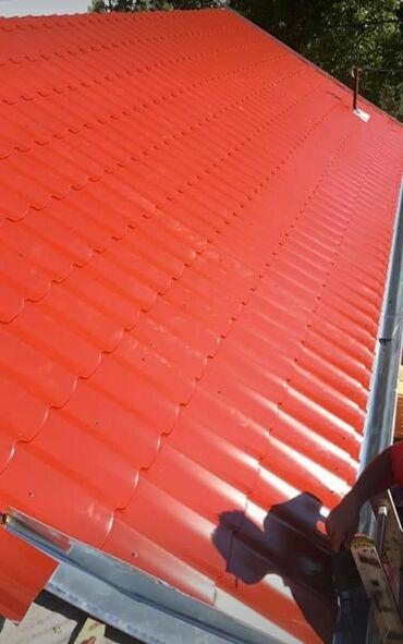 Crep - Srbija: Naša firma se bavi izradom i montažom građevinske limarije kao i