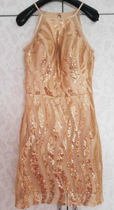 Prodajem haljinu u savrsenom stanju jednom obucena,velicina 38 - Novi Sad