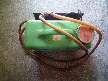 Masina profi za ciscenje kamenca u bojlerima protocnim, hladnjacima i - Novi Banovci