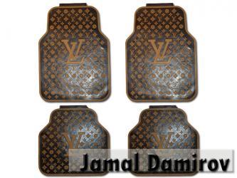 Bakı şəhərində Louis Vuitton ayaqaltilari