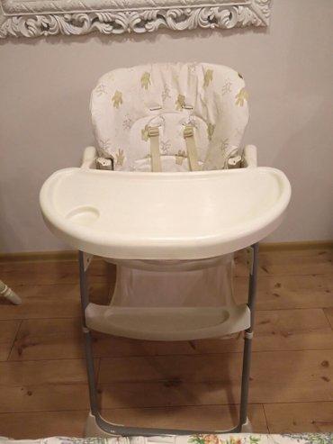 Mothercare stolica hranilica za hranjenje bebe vrhunskog kvaliteta, pr - Beograd