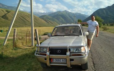 Lexus LX 1997 в Бишкек