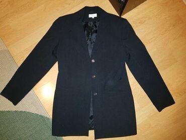 Ostalo | Sremska Mitrovica: Ženski crni sako vel. 38Prodajem jer mi je veliki, nošen jednom na