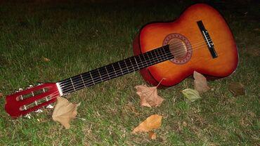 Klassik gitara teze pakofqa RAST Musiq alətləri mağaza Ünvanlari,   N1