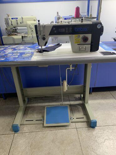 моторы для швейных машин в Кыргызстан: Новая! Швейная машинка Britex, бесшумная со встроенным мотором!