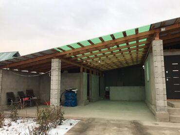 комнаты в общежитии в Кыргызстан: Продам Дом 100 кв. м, 4 комнаты