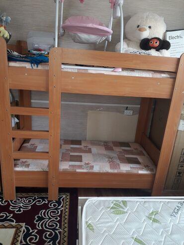 Мебель - Бишкек: Двуспальная Кровать