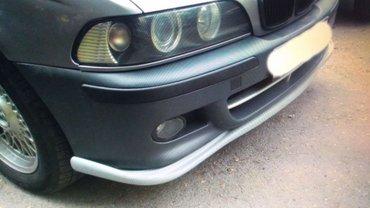 BMW E39 M5 (губа) про-во Тайвань, качество хорошее, стекловолокно! в Бишкек