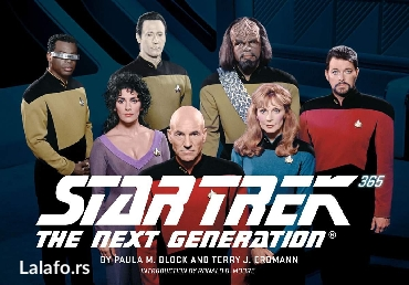 STAR TREK THE NEXT GENERATION - Boljevac
