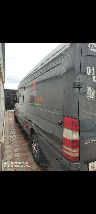 Транспорт - Семеновка: Продается Мерседес спринтер грузопассажирский 2010- годобъем 2, 7
